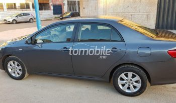 Toyota Corolla  2009 Diesel 260000Km Casablanca #82795 plein