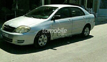 Toyota Corolla Importé   Diesel 999999Km Casablanca #82686 plein