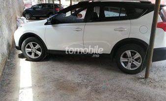 Toyota RAV 4 Occasion 2014 Diesel 95000Km Casablanca #82727 plein