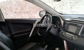 Toyota RAV 4 Occasion 2014 Diesel 95000Km Casablanca #82727