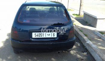 Toyota Starlet  1999 Essence 30000Km Casablanca #82963 full