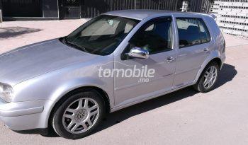 Volkswagen Golf Importé  2001 Diesel 300000Km Skhirat #82692