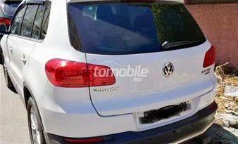 Volkswagen Tiguan Occasion 2012 Diesel 56600Km Casablanca #82739