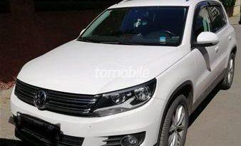 Volkswagen Tiguan Occasion 2012 Diesel 56600Km Casablanca #82739 plein