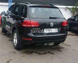 Volkswagen Touareg Occasion 2013 Diesel 120000Km Casablanca #82724 plein