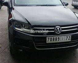 Volkswagen Touareg Occasion 2013 Diesel 120000Km Casablanca #82724