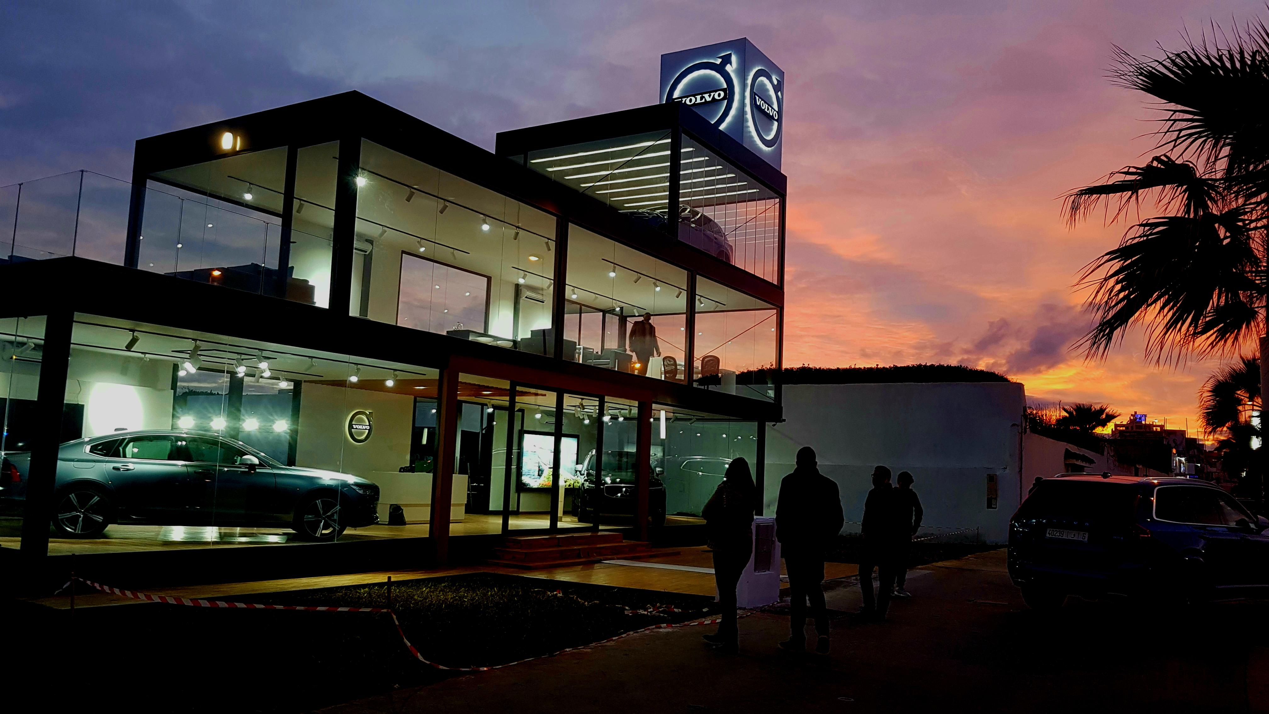 Pop-up Store Volvo