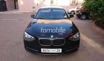BMW 114 Occasion 2013 Diesel 94000Km Marrakech #83866