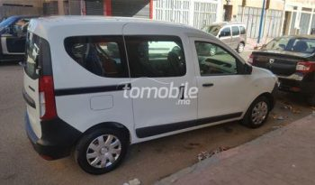 Dacia Dokker Occasion 2016 Diesel 157000Km Casablanca #83710 plein