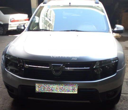 Dacia Duster   Diesel 101000Km Casablanca #83285 plein