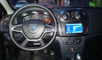 Dacia Sandero  2019 Diesel 500Km Marrakech #83975 plein