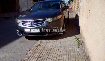 Honda Accord Occasion 2009 Diesel 180000Km Rabat #84108
