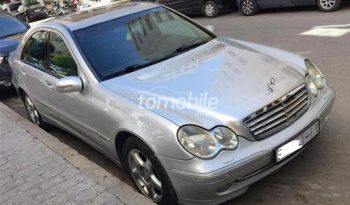 Mercedes-Benz Classe C Occasion 2002 Diesel 330000Km Tanger #84001