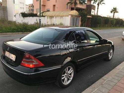 Mercedes-Benz Classe C Occasion 2004 Diesel 230000Km Kénitra #83592 plein