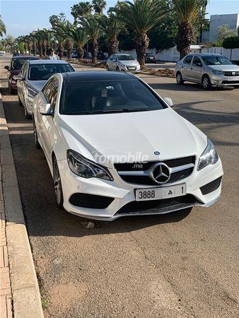 Mercedes-Benz Classe E Occasion 2014 Diesel 160000Km Rabat #83563