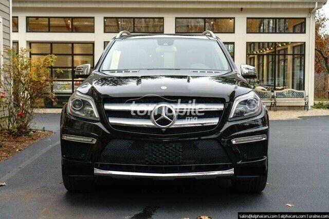 Mercedes-Benz GL 350   Diesel 110000Km Fès #83828