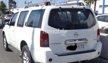 Nissan Pathfinder Occasion 2008 Diesel 260000Km Casablanca #84111 plein