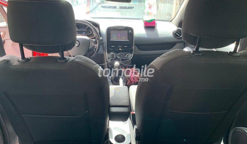 Renault Clio Importé  2016 Diesel Km Casablanca #83370 plein