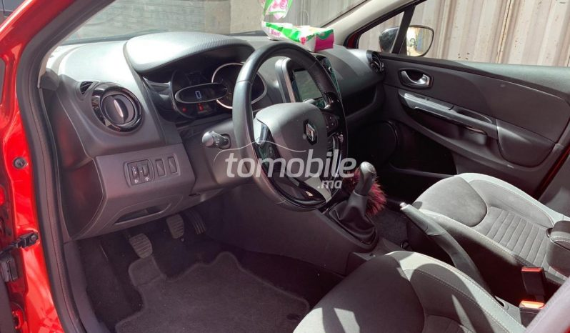 Renault Clio Importé  2016 Diesel Km Casablanca #83370