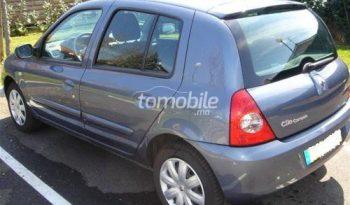 Renault Clio Occasion 2011 Essence 122500Km Casablanca #83560