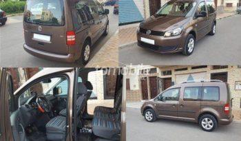 Volkswagen Caddy Occasion 2015 Diesel 80000Km El Jadida #83701