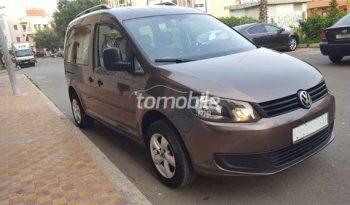 Volkswagen Caddy Occasion 2015 Diesel 80000Km El Jadida #83701 plein