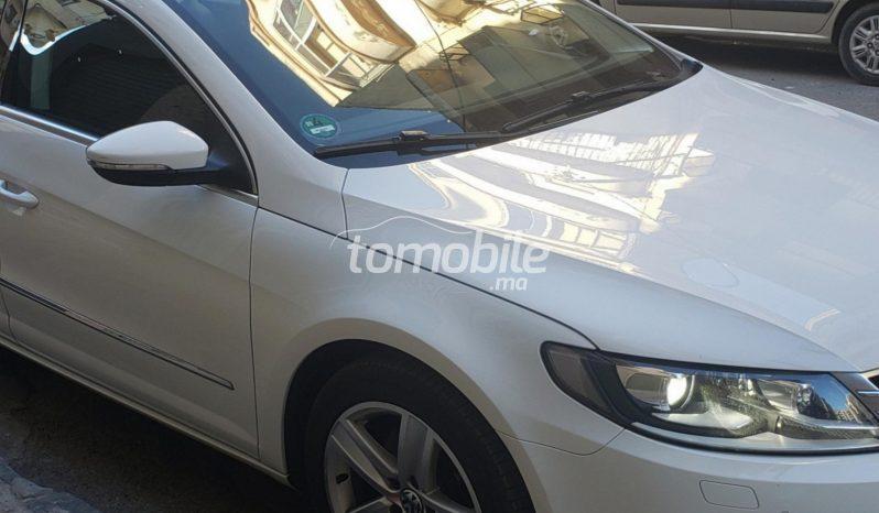 Volkswagen CC Importé Occasion 2014 Diesel 126000Km Casablanca #83498 plein