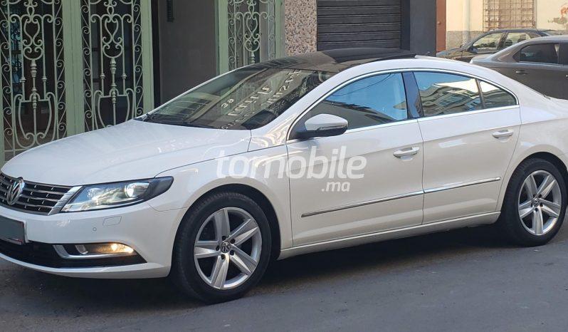 Volkswagen CC Importé Occasion 2014 Diesel 126000Km Casablanca #83498