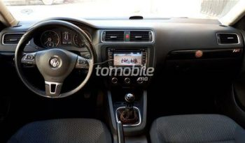 Volkswagen Jetta Occasion 2013 Diesel 188000Km Casablanca #83815 plein