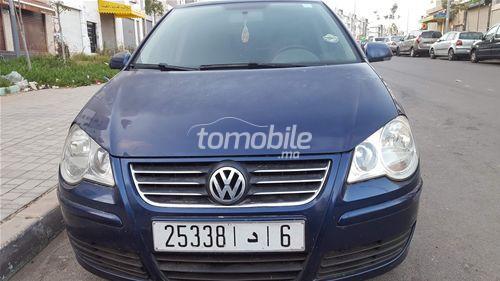 Volkswagen Polo Occasion 2009 Diesel 221000Km Casablanca #83547 plein