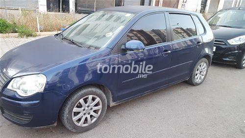 Volkswagen Polo Occasion 2009 Diesel 221000Km Casablanca #83547