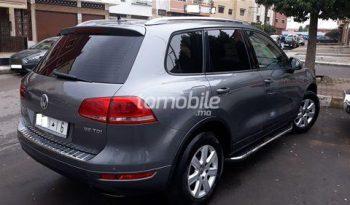 Volkswagen Touareg Occasion 2013 Diesel 133000Km Casablanca #83253 plein