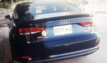 Audi A3 Occasion 2015 Diesel 19000Km Fès #84746 full