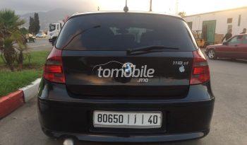 BMW Serie 1  2010 Diesel 201050Km Tétouan #84463 plein