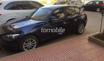 BMW Serie 1 Occasion 2012 Diesel 102000Km Casablanca #84275 plein
