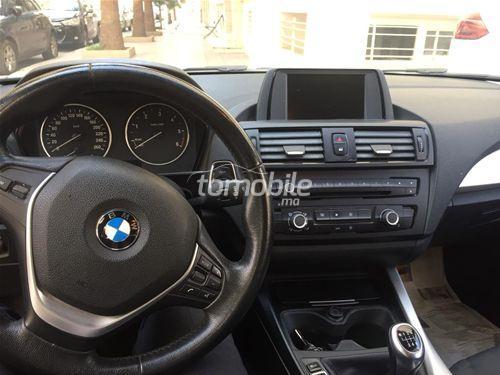 BMW Serie 1 Occasion 2012 Diesel 102000Km Casablanca #84275