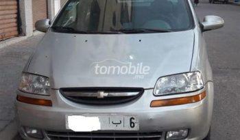 Chevrolet Aveo Occasion 2004 Essence 180000Km Casablanca #84356