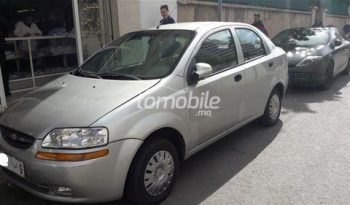 Chevrolet Aveo Occasion 2004 Essence 180000Km Casablanca #84356 full
