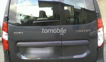 Dacia Dokker Occasion 2016 Diesel 30100Km Tétouan #84796 plein