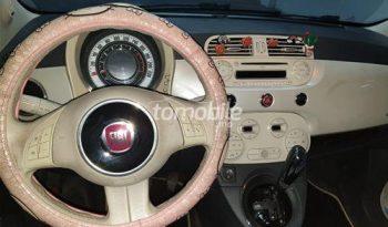 Fiat 500 Occasion 2009 Essence 75500Km Casablanca #84644 plein