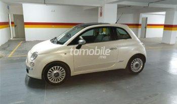 Fiat 500 Occasion 2009 Essence 75500Km Casablanca #84644