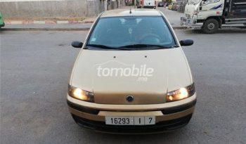 Fiat Grande Punto Occasion 2002 Diesel 240000Km Casablanca #84613 plein