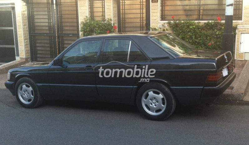 Mercedes-Benz 190 Importé  1992 Diesel Km Casablanca #84226 plein
