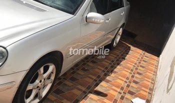 Mercedes-Benz 220 Importé  2001 Diesel 265000Km Tanger #84210 plein