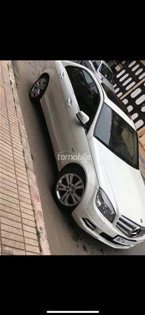 Mercedes-Benz Classe C Occasion 2011 Diesel 195000Km Rabat #84163