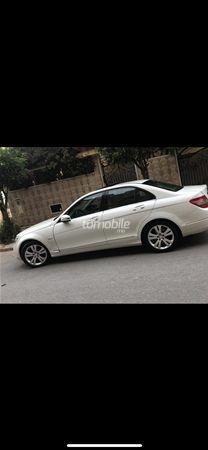 Mercedes-Benz Classe C Occasion 2011 Diesel 195000Km Rabat #84163 plein