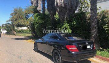Mercedes-Benz Classe C Occasion 2012 Diesel 82500Km Casablanca #84616 plein