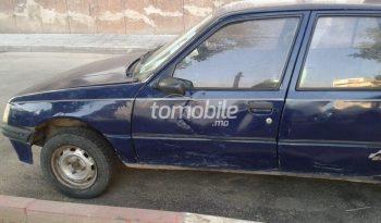 Peugeot 205 Importé  1986 Essence 563311Km Casablanca #84533 plein