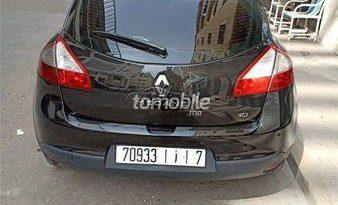 Renault Megane Occasion 2012 Diesel 78600Km Casablanca #84523 plein
