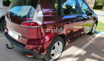 Renault Scenic Importé Occasion 2014 Diesel 140000Km Mohammedia #84312 plein